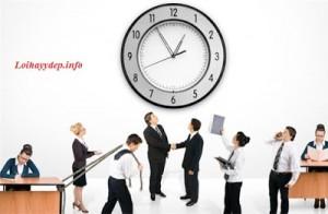 Bài học cuộc sống về quản lý thời gian