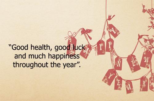 chúc tết năm mới bằng tiếng anh ý nghĩa