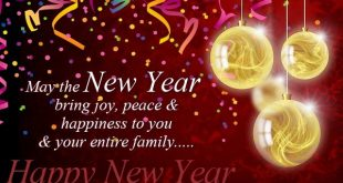 chúc tết năm mới bằng tiếng anh